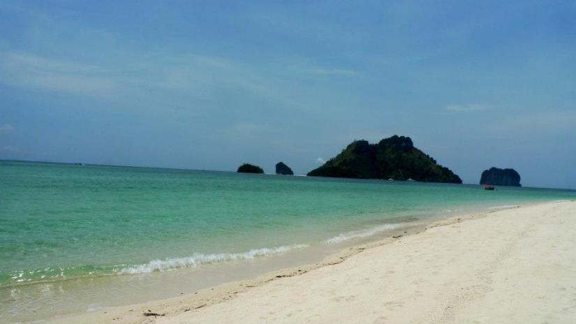 The beautiful Phoda Island